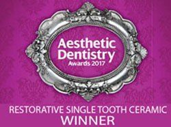 Aesthetic Dentistry Winner