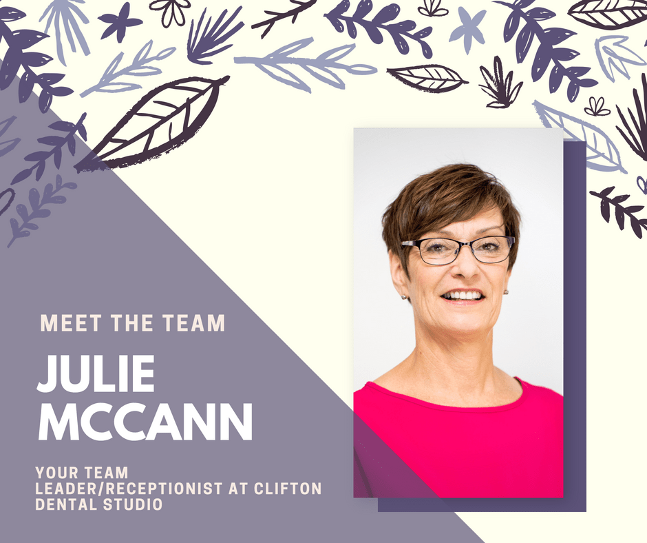Julie McCann Team Leader / Front Desk