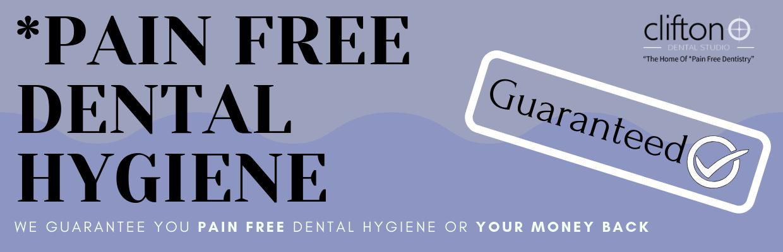 pain free hygiene