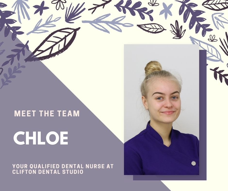 Chloe Dental Nurse